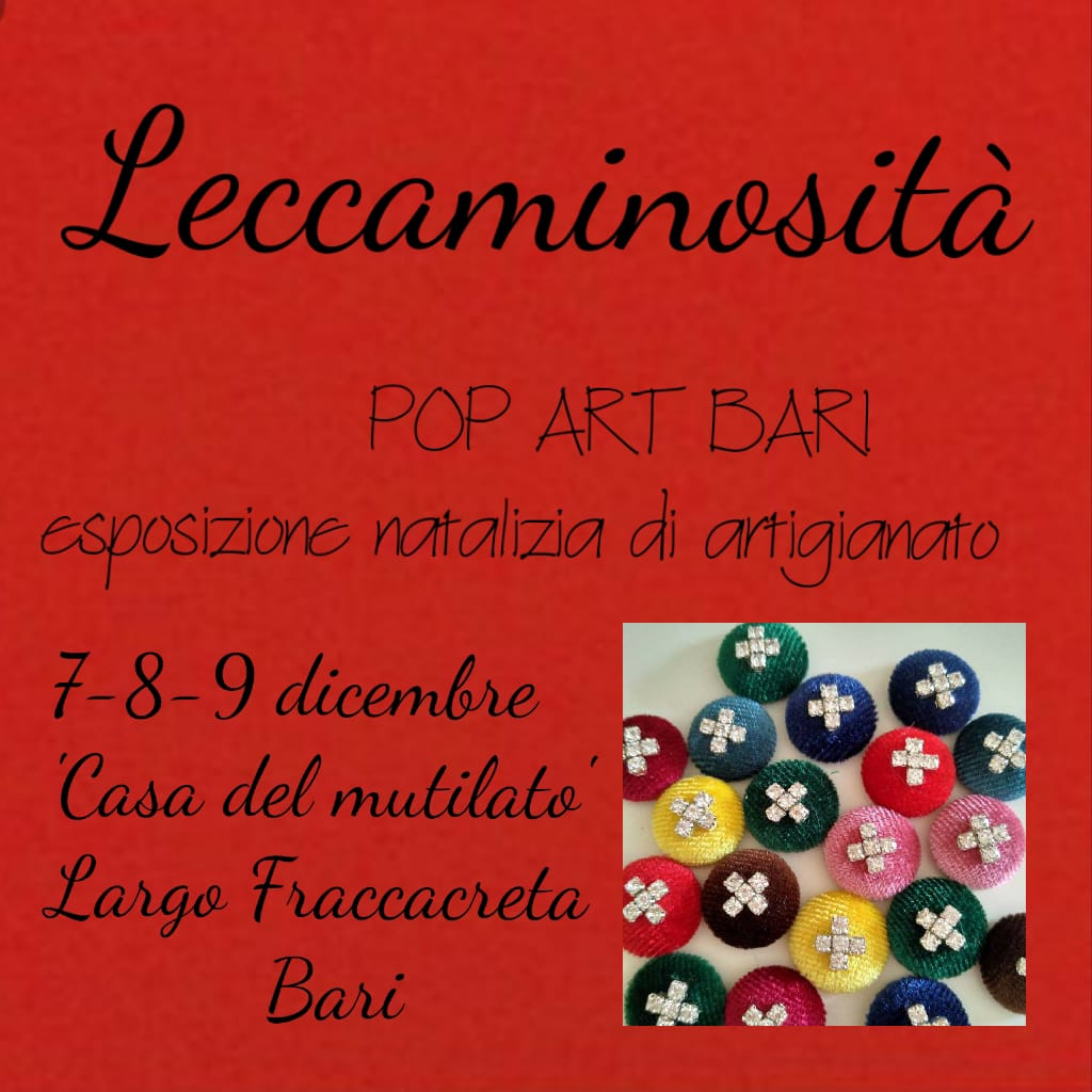 Pop_Art_Bari_Leccaminosità_scriptamoment