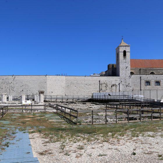 Bari Museo di Santa Scolastica